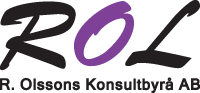 ROL Konsult, R. Olssons Konsultbyrå